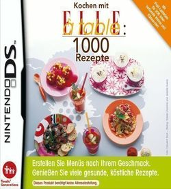 5163 - 1000 Cooking Recipes From Elle A Table ROM